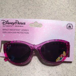 NWT Disney Pink Sparkle Sunglasses